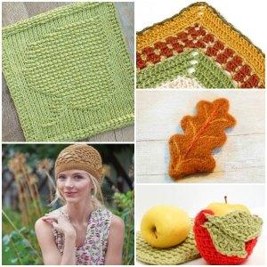 Autumn Crochet and Free Fiber Fun!