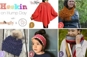 Hookin' on Hump Day #178: Link Party for the Fiber Arts
