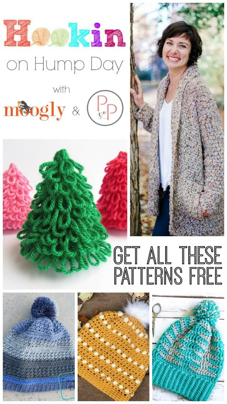 See what's HOT in the yarnie world ... lots of great knit and crochet projects! #petalstopicots