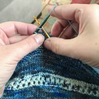 Cast Off (Bind Off) With a Crochet Hook - Video and Written Tutorial