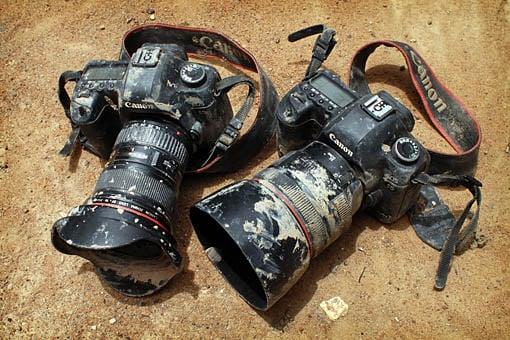 Dirty Cameras