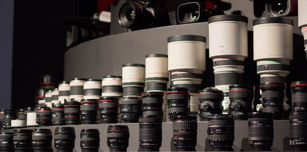 What Does Canon Have Up Its Sleeve (In Terms of Camera Gear) for 2013? canonlenses