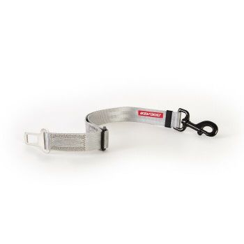 EZYDOG CAR RESTRAINT CLICK ADJUSTABLE GREY