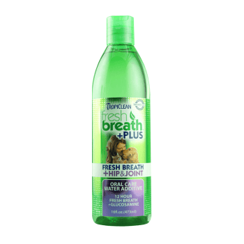 TROPICLEAN ORAL CARE WATER ADDITIVE HIP JOINT 473ML