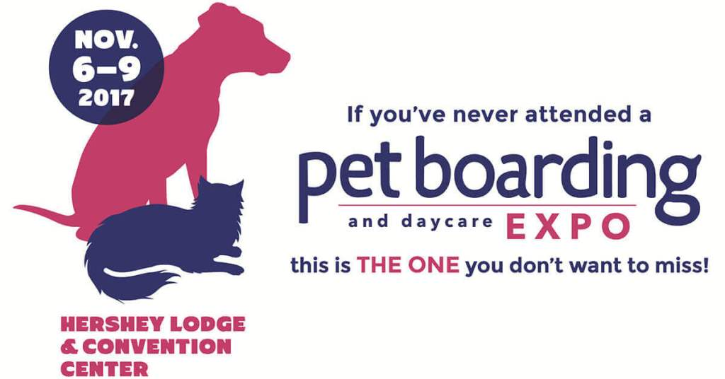 Pet Boarding and Daycare Expo 2017