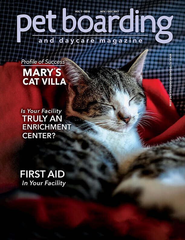 November / December 2017 cover