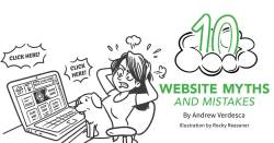 Website Myths and Mistakes