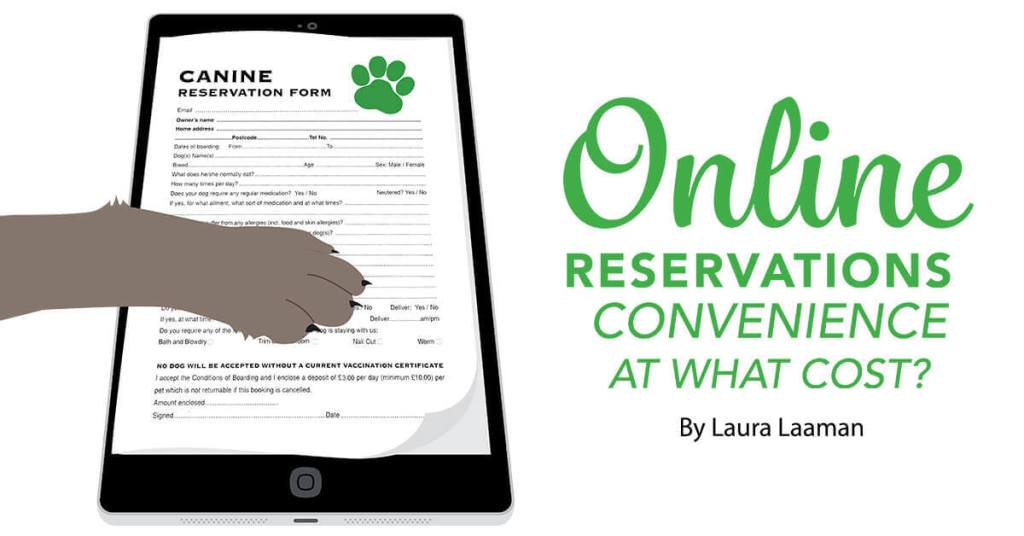 Online Reservations: Convenience at What Cost?