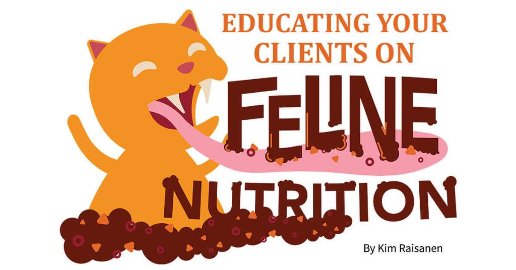 Educating Your Clients on Feline Nutrition