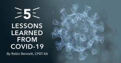 5 Lessons Learned From COVID-19