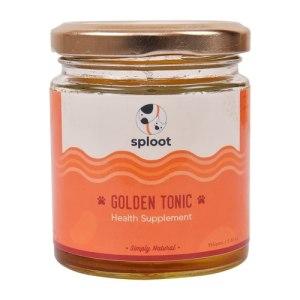 Sploot Golden Tonic Health Supplement for Dogs
