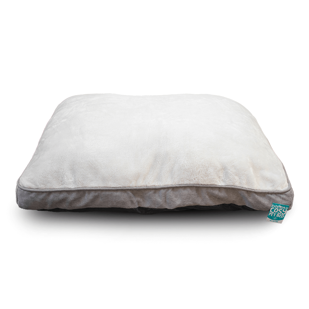 everyday cosy pet bed pillow
