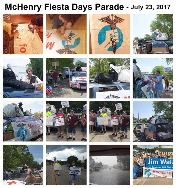 McHenry Fiesta Days Parade