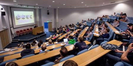 ShropGeek (R)Evolution Conference 2014