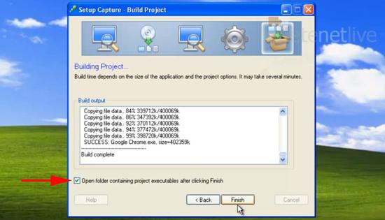 ThinApp Project Build