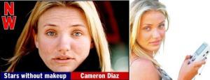 Cameron Diaz(make up)