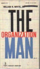 Organizational Man (book cover)