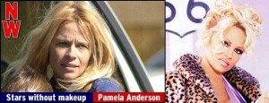 Pam Anderson (makeup)