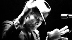 Musician Tom Waits