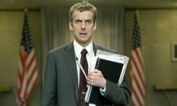 Peter Capaldi in the film 'In The Loop'. Photograph: Everett Collection/Rex Featu