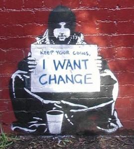 Forandring og forandringsledelse kan være vanskeligt.