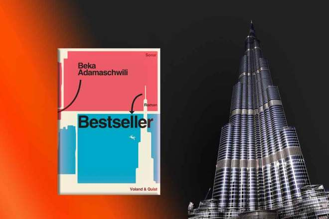 Adamaschwili, Bestseller