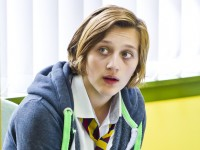 Kacey Barry played by Brogan Ellis