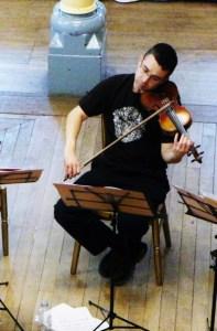 Mihailo Trandafilovski-composer/virtuoso Dover May 20 2016
