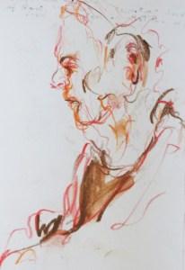Woman listening. arrison Keillor's 'Minnesota Show 2 9 16