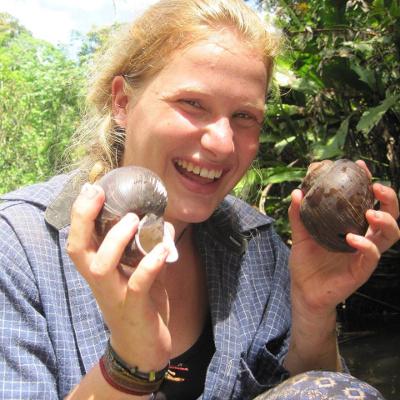 Nach dem Abitur ins Ausland: Frederike (20) war ein Jahr in Peru.