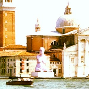 La Biennale: Venice canvassed with art.