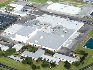 Peterbilt Denton Plant Expansion