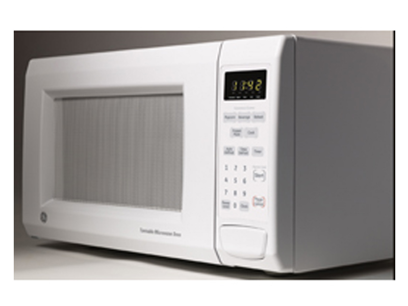size countertop microwave oven