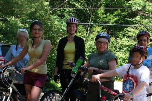 bike ride july 2013 group 3b