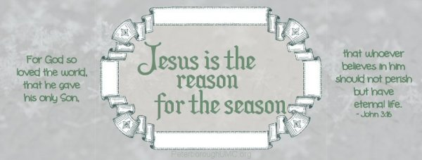 Jesus is the Reason for the Season Cover Image