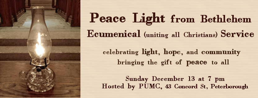 Peace Light Service