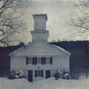 Old church photo