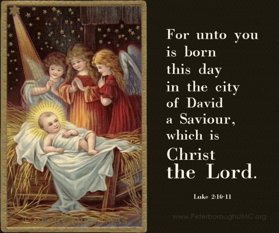 Unto us is born