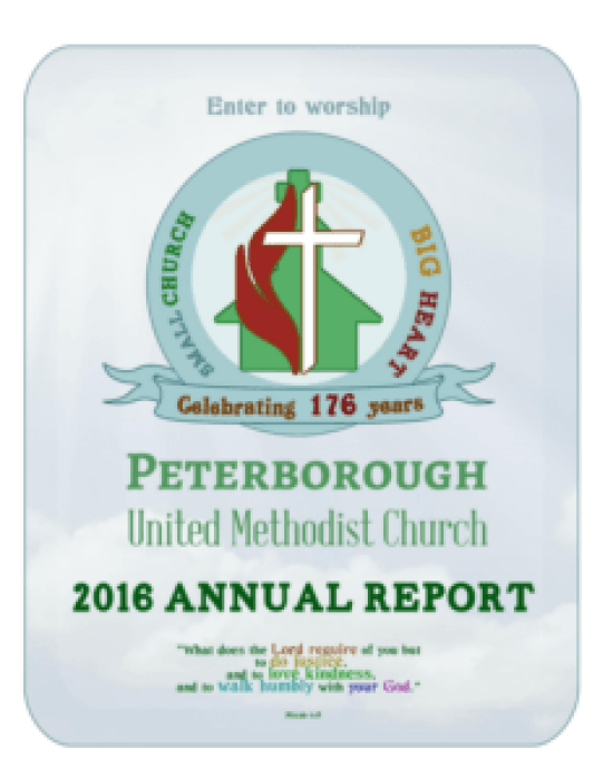 PUMC 2016 Annual Report
