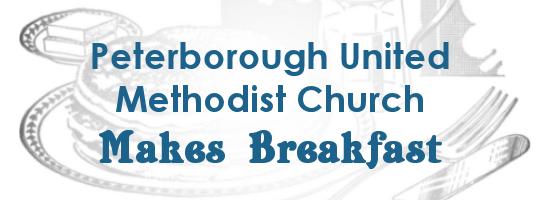 Free community breakfast Peterborough NH