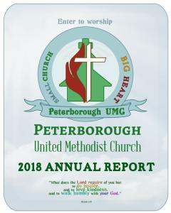 PUMC 2018 Annual Report