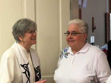 Rev Card and Dr Phyl