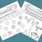 Childrens bulletins