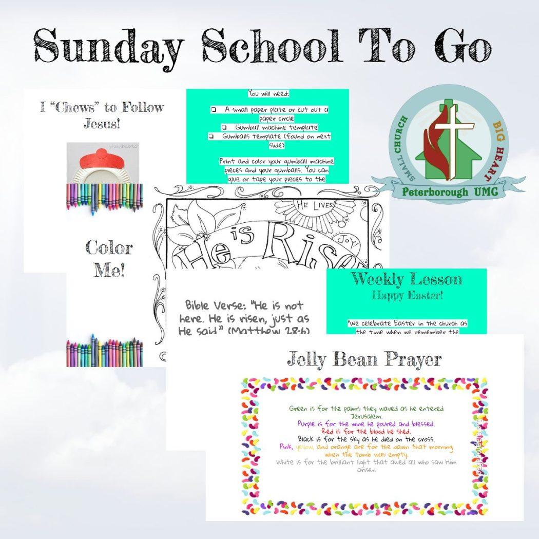 Sunday School To Go
