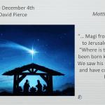 2020 PUMC Advent Calendar - Day 6 - December 4, 2020