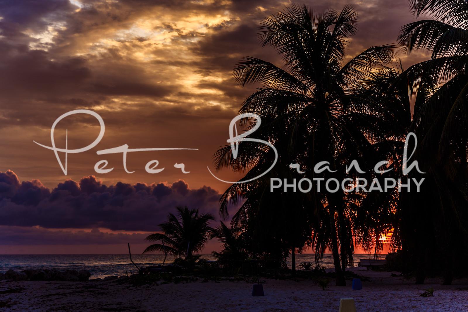 On Fire Barbados Sun