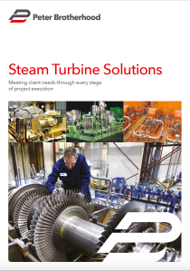 Steam Turbines FPSO, Waste to Energy, Industrial and Refinery