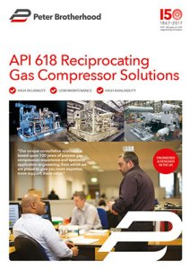 Reciprocating Gas Compressor Brochure