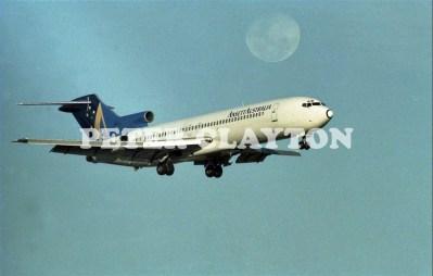 ANSETT AIRLINES BOEING 727 R4