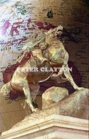 AUSTRALIA - ADELAIDE - BOER WAR STATUE #1 R4
